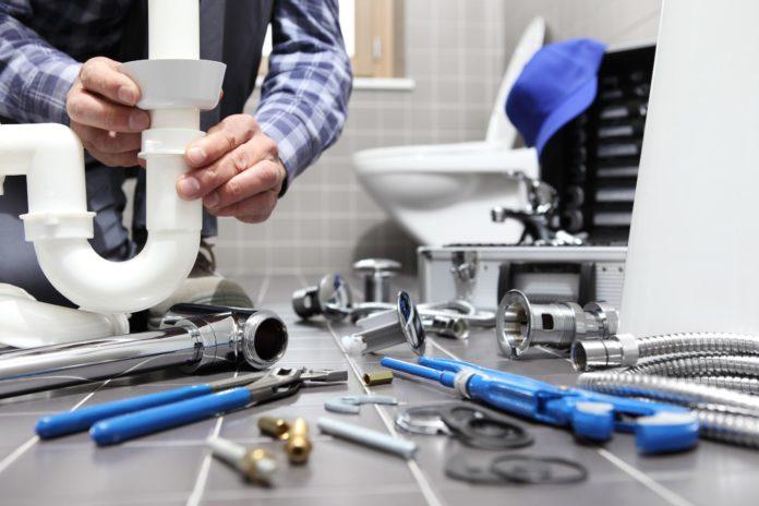 Travaux plomberie et sanitaire
